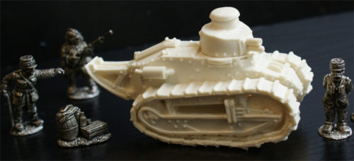V03 FT-17 Light Tank